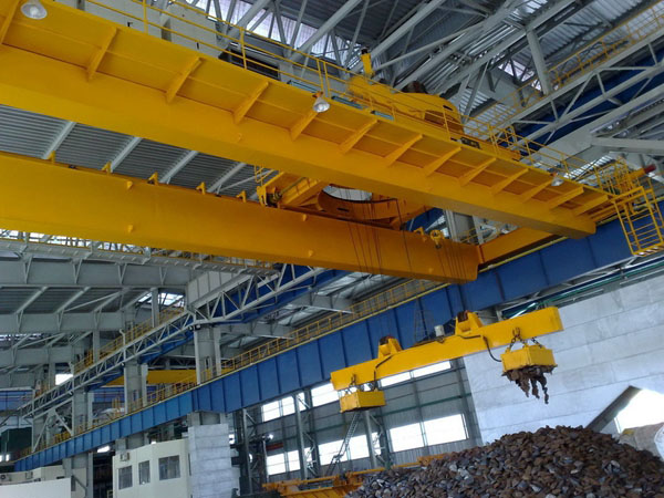 Recommendations on Selecting Overhead Cranes