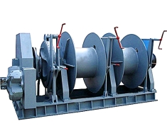 Double-drum-marine-anchor-winch-for-sale