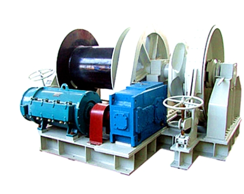 electric-anchor-mooring-winch