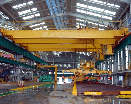 Electromagnetic Overhead Crane for Sale