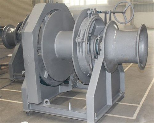 Electric Drum Winch for Sale from Ellsen Winch Factory