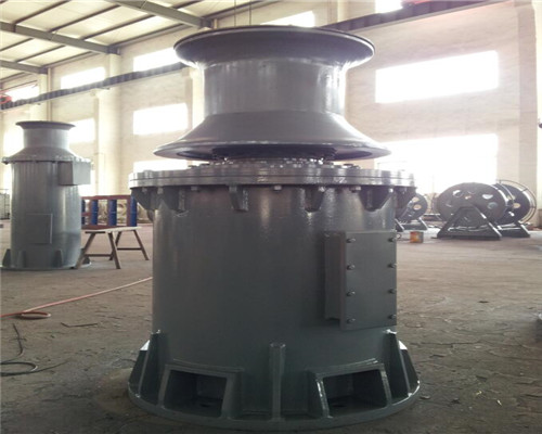 5T electric vertical capstan for sale