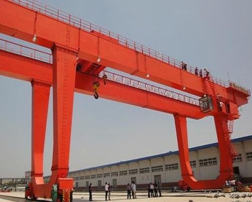 red-colored-customized-u-type-double-girder-gantry-crane