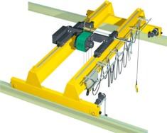 Ellsen double girder eot overhead crane for sale