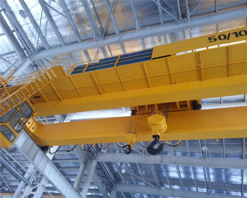 Double Trolley Overhead Crane for Sale