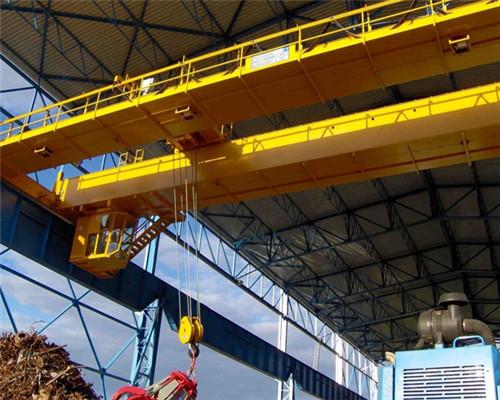 Ellsen Factory Price Electromagnetic Overhead Crane