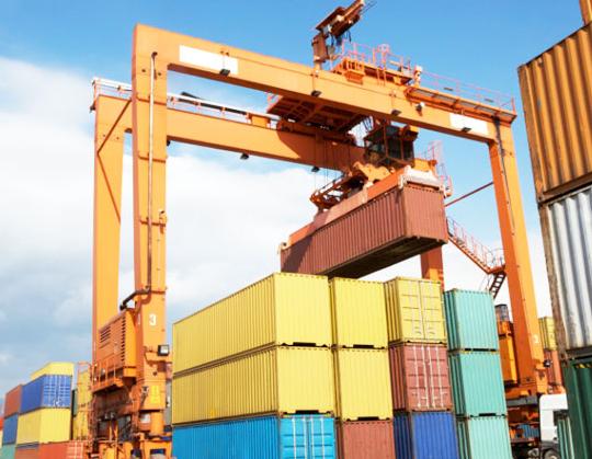 port gantry crane